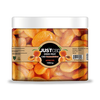 Dried Fruit: Apricot 1000mg
