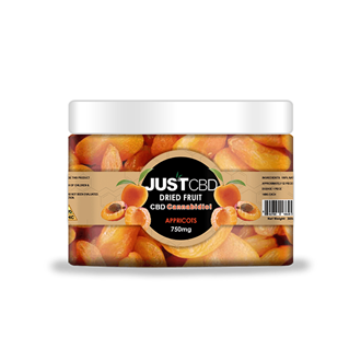 Dried Fruit: Apricots 750mg