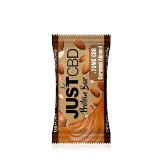 Protein Bars 12 Count Box: Caramel Almond