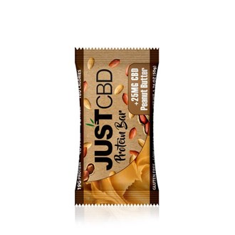 Protein Bars 12 Count Box: Peanut Butter
