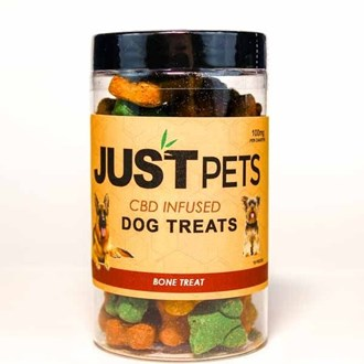 Pet Dog Treats: Bone Treat 100mg