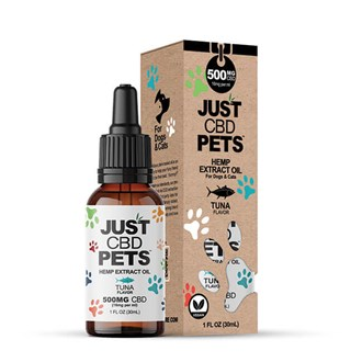 Pet Tinctures: Tuna 500mg
